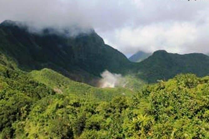 Morne Trois Pitons National Park Hiking Tour