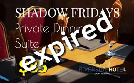 Shadow Fridays